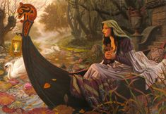 Lady of shalott by 2Bdubious