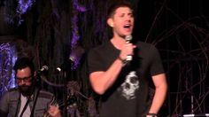 Jensen Ackles sings Sister Christian THIS IS SO BEAUTFUL I JUST.....SDJFGLAGJREHGAELRIGRHGLEATG