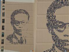 아파트 벽면에 새겨진 '독립운동가 얼굴들' :: 뉴스zum