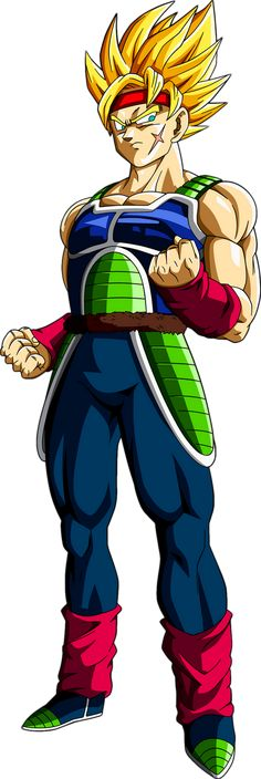 bardock SSJ DBZ DRAGON BALL Z