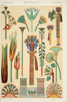 'The Grammar of Ornament', Owen Jones, 1910