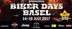 Biker days Basel 2017