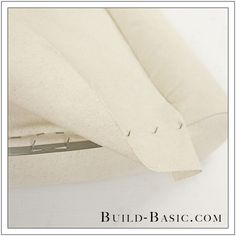 How To Re-Cover a Dining Chair Part 4 by Build Basic - Step 3