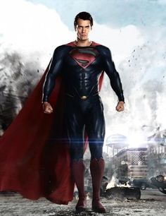 MAN OF STEEL - References to DC Universe and Run TimeConfirmed