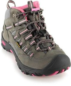 Just what she needs for those family hiking trips. The Keen Alamosa Mid WP Hiking Shoes  #REIgifts