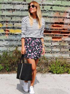 lapetiteblonde Outfit   Verano 2013. Cómo vestirse y combinar según lapetiteblonde el 5-8-2013