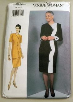 1990s Suit Top and Skirt or Dress sewing by retroactivefuture, $9.00