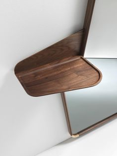 Detail of Ops mirror by Porada