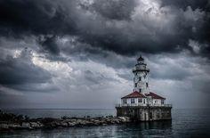 Chicago Lighthouse by jarno savinen on 500px