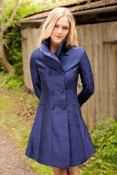 Shibumi - Same coat, better blue.