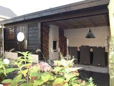 tuinhuis met veranda - Google zoeken