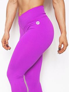 Purple Leggings, High Intensity Workout, Cute Outfits, 7 Hours, Lost Weight, Weight Loss, Prints, Workout Regimen, Fitness Apparel