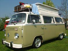 VW T 2 Westfalia