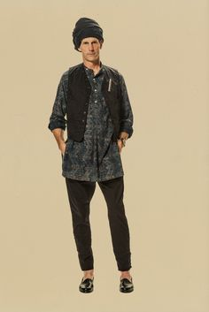 Engineered Garments, Look #23