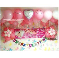 Banner & Balloons