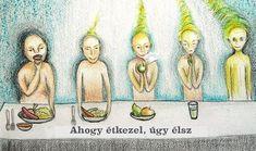 Ahogy étkezel, úgy élsz! 12 aranyszabály az étkezéshez!