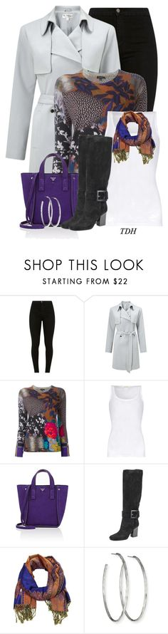 """""""Etro Cashmere Sweater"""" by talvadh ❤ liked on Polyvore featuring Miss Selfridge, Etro, American Vintage, Fontana Milano 1915, Gucci and NEST Jewelry"""