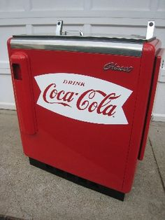 Vintage Soda Machine