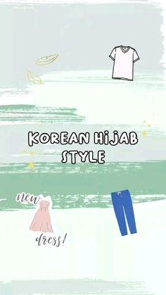 Street Hijab Fashion, Korean Street Fashion, Muslim Fashion, Casual Hijab Outfit, Hijab Chic, Ootd Hijab, Hijab Style Tutorial, Diy Fashion Hacks, Hijab Fashion Inspiration