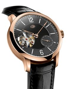 Tourbillon 24 Secondes Vision Or Rouge | Greubel Forsey