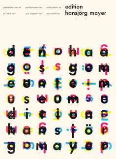 Karel Martens, senior critic in graphic design at Yale Getting to spend time… Graphic Design Posters, Graphic Design Typography, Poster Designs, Typography Inspiration, Graphic Design Inspiration, Design Ideas, Illustration Photo, Illustrations, Type Design