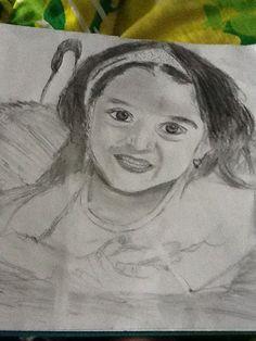 drawing practise - pencil