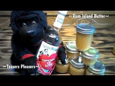 ~Canning Rum Island Butter~ - YouTube