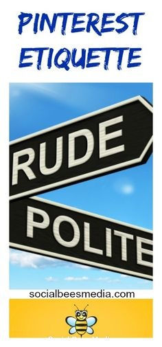 Pinterest Etiquette: 8 Rules to Follow when Pinning