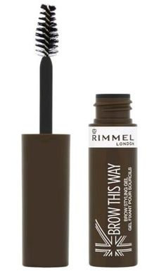 Coming Soon: New Brow This Way brow styling gel from Rimmel...i wonder if this is going to be a dupe for gimme brow!!!