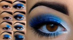 Smokey Eye Makeup Tutorial and Party Makeup Ideas