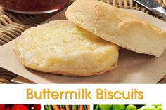 Laura Crawford's Southern Buttermilk Biscuits | Flip My Food