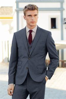 Mens Suits | Suits For Weddings & Occasions | Next Official Site