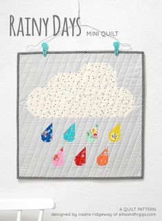 More than 20 adorable and simple Mini Quilt patterns that you can create in a weekend. Free mini quilt patterns and tutorials. Free Baby Quilt Patterns, Beginner Quilt Patterns, Quilting For Beginners, Quilt Tutorials, Sewing Tutorials, Small Quilts, Mini Quilts, Baby Quilts, Appliqué Quilts