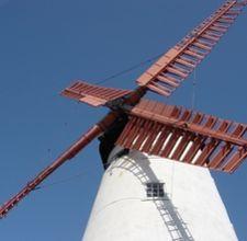 windmill, interesting....