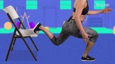 Este sencillo movimiento aumentará tus glúteos rápido/ Cortesía: Salud180/ Beka