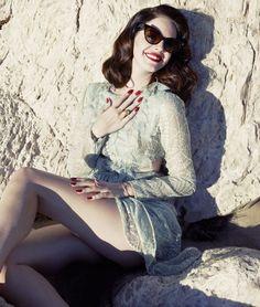 Lana Del Rey — by: @rodrigorosa16