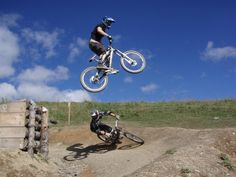 Exploring France's Legendary Lift System by Mountain Bike