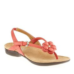 Dr Weil Dhyana Sandal Coral  5 * Insider's special review you can't miss. Read more