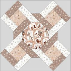 Cut, Stitch, and Piece Quilt Patterns: Celtic Twist quilt block step-by-step tutorial Dresden Plate Patterns, Quilt Block Patterns, Pattern Blocks, Sewing Patterns, Celtic Quilt, Quilting Tutorials, Quilting Projects, Quilting Designs, Quilting Ideas