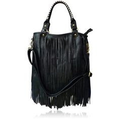 Amara Fringed Shoulder Bag