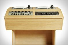 Bad Habits made-to-order dj console, not bad at 750GBP.