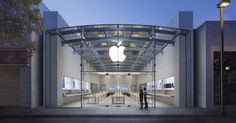 Apple's Idea Of A Car Key Is Obviously An iPhone #Apple #Reports