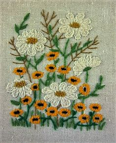 daisies and black-eyed susans?