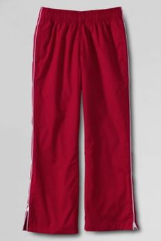 Women's Piped Athletic Pants from Lands' End Kids Outfits, Casual Outfits, Fashion Outfits, School Uniform Girls, Pe Uniform, Athletic Pants, Active Wear, Clothes For Women, Swimwear