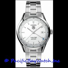 Tag Heuer Carrera Twin Time Men's WV2116.BA0787
