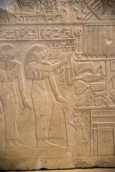 https://flic.kr/p/fDKmrh   Louvre Paris; Abkaou   Louvre Paris Stele C15 Abkaou; XI Dynasty; Abydos