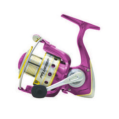 """Lady President Spinning Reel 6930LX, 30 Real Size, 5.2:1 Gear Ratio, 25.20"""""""""""""""" Retrieve Rate, 9 lb Max Drag"""