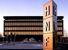 Heinz Nixdorf museumsforum - the world´s biggest computer museum in Paderborn, Germany