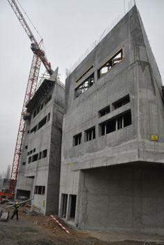 Europejskie Centrum Solidarności w Gdańsku - one of my biggest project. #ECS #Kalinowski #inżynier #nadzór