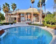 Mansion Round Pool :O